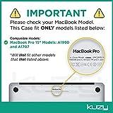 Kuzy MacBook Pro 15 inch Case 2019 2018 2017 2016