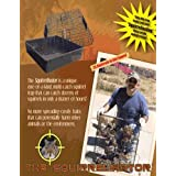 Rugged Ranch Products SQO Squirrelinator with Basin