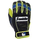 Franklin Sports Adult MLB CFX Pro Revolt Series Batting Gloves