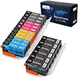 Office World Compatible Ink Cartridge Replacement for Canon PGI-225XL CLI-226XL 18 Packs,Compatible with Canon PIXMA MX892 MX882 MG5320 MG6220 MG5220 MG8220 IX6520 MG6120 MG8120 IP4820 MX712 MG8120B