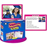 Inferencing Big Deck Photo Cards - Super Duper Educational Learning Toy for Kids