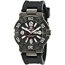 REACTOR Men's 44001 MX Black Dial Watch (Amazon Exclusive)