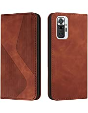 Hoesje voor Xiaomi Redmi Note 10 Pro 6.67inch Wallet Book Case, Magneet Flip Wallet Beschermende Telefoonhoes met Kaarthouders slots schokbestendige Xiaomi Redmi Note 10 Pro -