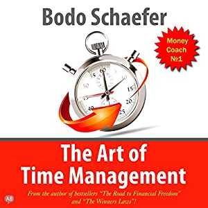 The Art of Time Management Audiobook