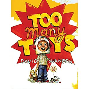 Too Many Toys Audiobook