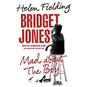 Bridget Jones: Mad About the Boy Audiobook