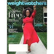 Weight Watchers Magazine January/February 2018 | Oprah Set Yourself Free