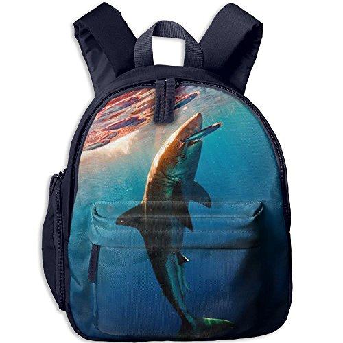 Best White Shark Comfy School Bags,Custom Cute Children Shoulder Daypack,Print Backpack For Kids