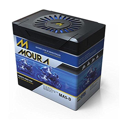 Bateria Moura Moto 5ah Ytx5l bs