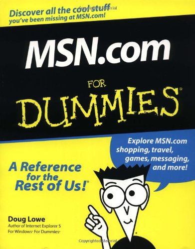 Ga Xvi Download Msn Com For Dummies For Dummies Computers