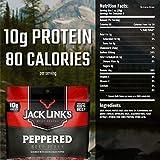 Jack Link's Beef Jerky, Peppered, (2) 9
