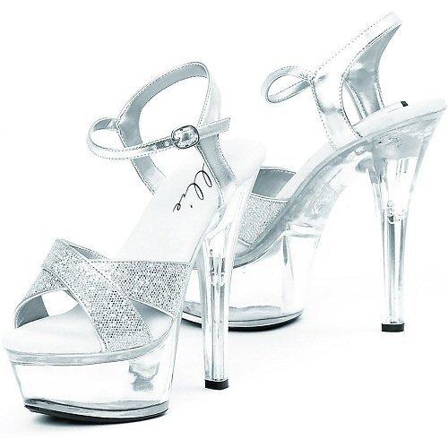 15  cm crystal hochhackigen sandalen  15  hochzeit schuhe 3902b0