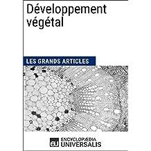 Développement végétal (French Edition)
