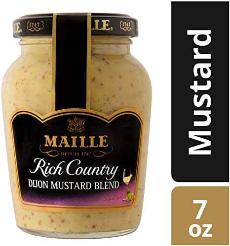 Mustard: Maille Rich Country Dijon