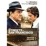 The Streets of San Francisco: Vol. 1, Season 1