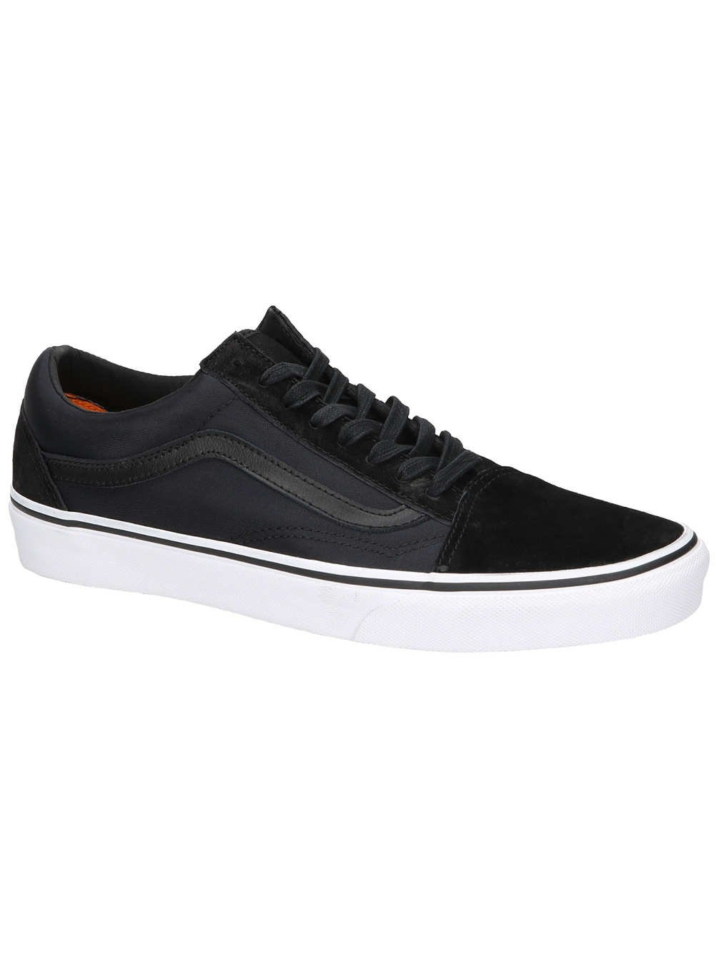 Vans Unisex Old Skool Classic Skate Shoes B01NBJJTY8 10 M US Women / 8.5 M US Men|Boom Boom Black/True White