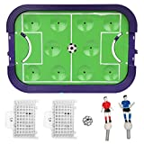 SUIE Mini Football Tabletop Game,Table Soccer Kids Adults Interactive Decompression Toy Educational Puzzle Game