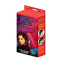 Secret Color Headband Hair Extensions Red