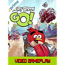 Clip: Angry Birds Go! - Video Gameplay