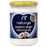 Naturya Organic Virgin Coconut Oil - 500ml (16.91fl oz)