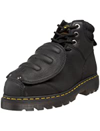 Dr. Martens Men's Ironbridge MG ST Steel-Toe Met Guard