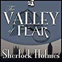 Sherlock Holmes: The Valley of Fear Audiobook by Sir Arthur Conan Doyle Narrated by Christopher Lee