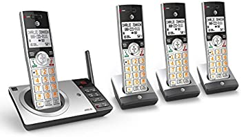 AT&T CL82407 Expandable Cordless Phone with 3 Handsets
