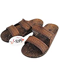 Hawaiian Jesus Sandals/Jandals in 4 Cool Colors 16 US Sizes (Kids to Big Mens)