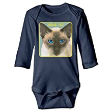 Baby Onesies Blink-182 Cheshire Cat Cute Baby Outfits Long Sleeve