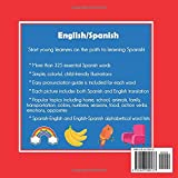 English Spanish Picture Dictionary: First Spanish