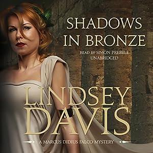 Shadows in Bronze Audiobook