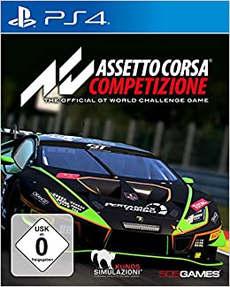 Assetto Corsa Competizione (PlayStation PS4): Amazon.es: Libros en ...