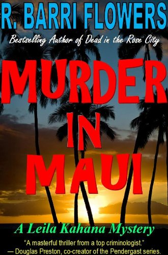 Murder in Maui (Leila Kahana Mysteries, Book 1)