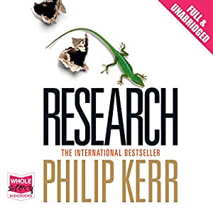 Research Audiobook
