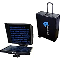 Magicue Stage Master Studio 17' Prompter Kit with Hard Case, Black (MAQSTUDIO17KIT)