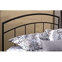 Hillsdale Julien Collection Headboard with Frame, King, Textured Black