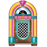 Beistle Jukebox Cutout Party Accessory 3-Feet