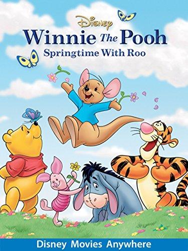 Amazon Com Winnie The Pooh Springtime With Roo David