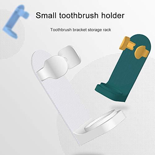DeniseM117 soporte para cepillo de dientes eléctrico, soporte de pared para baño, organizador de cepillos de dientes eléctricos, base de cuerpo