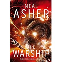 The Warship (Rise of the Jain Book 2)