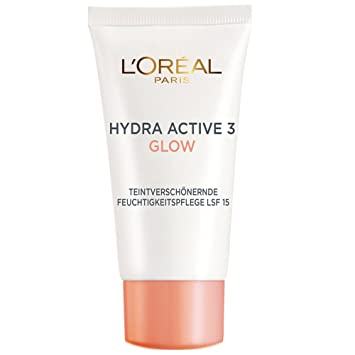 hydra active 3 glow loreal spokeswoman