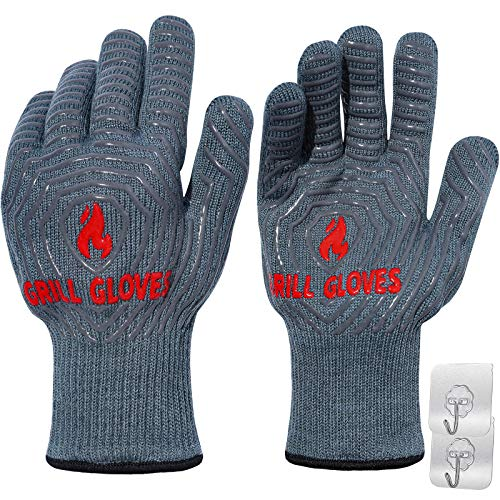 QUWIN BBQ Gloves