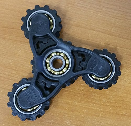 Amazon.com: Fidget Spinner- AXLE - by DESTROYER Brands - Fidget Toy,  Anxiety Toy, Stress Relief: Toys & Games