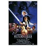 Star Wars: Episode VI - Return Of The Jedi - Movie Poster / Print (Regular Style) (Size: 61cm x 91.5cm)