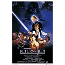 Star Wars: Episode VI - Return Of The Jedi - Movie Poster / Print (Regular Style) (Size: 61cm x 91.5cm)