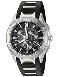 Citizen Men's BL5460-00E The Signature Collection Eco-Drive Octavia Perpetual Calendar Chronograph Watch