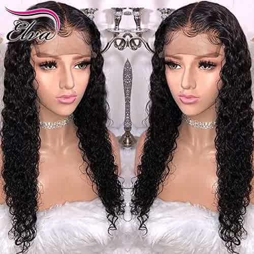 Honey Curly Lace Front Human Hair Wigs For Black Women Preplucked 130 150 180 250 Density Brazilian Virgin Hair Wigs Alipearl Hair Wig Human Hair Lace Wigs