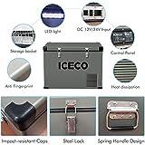 ICECO VL45 Portable Refrigerator with SECOP