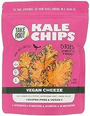 Take Root Kale Chips Vegan Cheeze, 60g