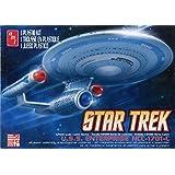AMT 661 1:25 Star Trek Enterprise 1701-C Spaceship Model Kit